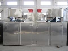 百級層流熱風循環滅菌烘箱